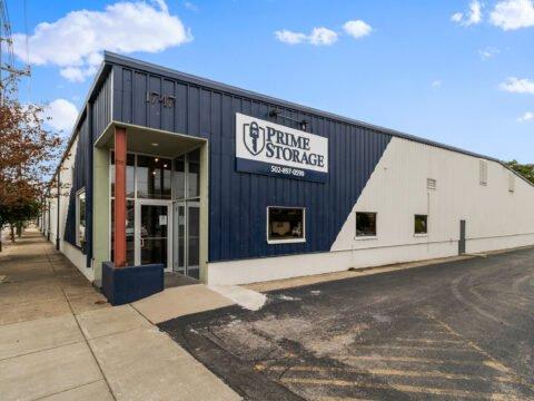 Self Storage Units in Louisville – Mellwood Avenue