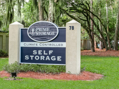 Self Storage Units in Hilton Head Island – Beach City Road