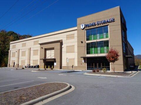 Self Storage Units in Asheville – Bleachery Boulevard