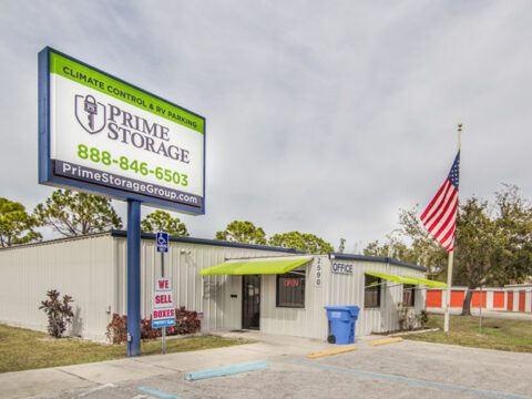 Self Storage Units in North Fort Myers – North Tamiami Trail