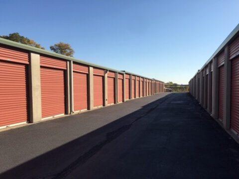 Self Storage Units in Fishers – Britton Park Road