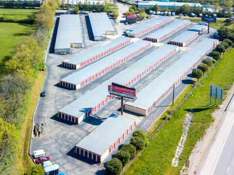 Self Storage Units in Lexington – Enterprise Court