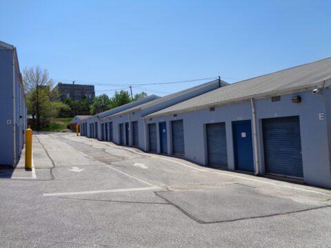 Self Storage Units in Baltimore – Wilkens Avenue