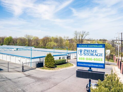 Self Storage Units in Baltimore – North Point Boulevard