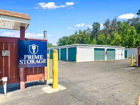 Self Storage Units in Clinton – Bellefonte Place