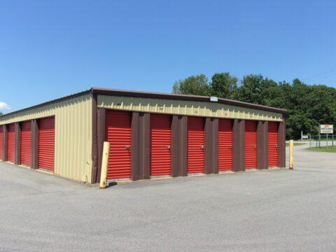Self Storage Units in Eliot – Harold L Dow Highway