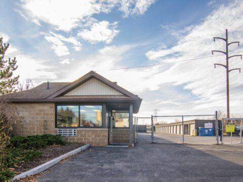 Self Storage Units in Glenville – Freemans Bridge Road