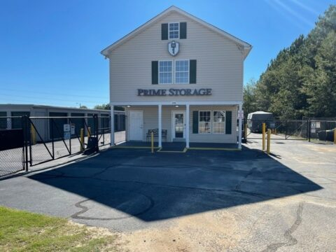 Self Storage Units in Greenville – East Butler Road