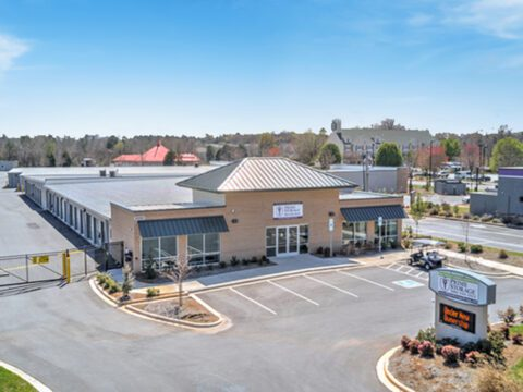 Self Storage Units in Rock Hill – Cherry Road