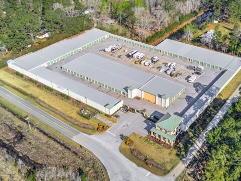 Self Storage Units in Hardeeville – Brickyard Road