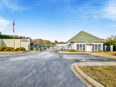 Self Storage Units in Greenville – East North Street