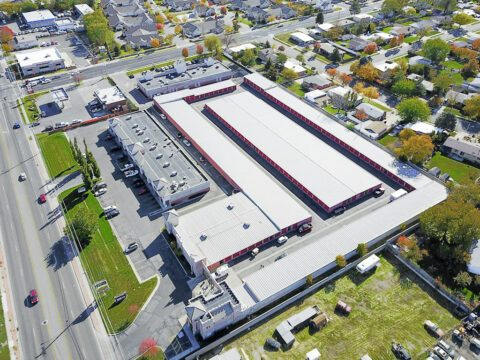 Self Storage Units in West Valley – West 3500 South
