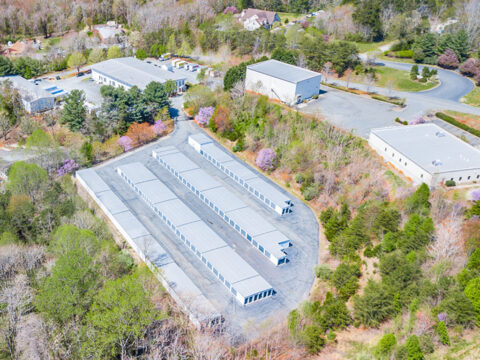 Self Storage Units in Charlottesville – Hunters Way 1