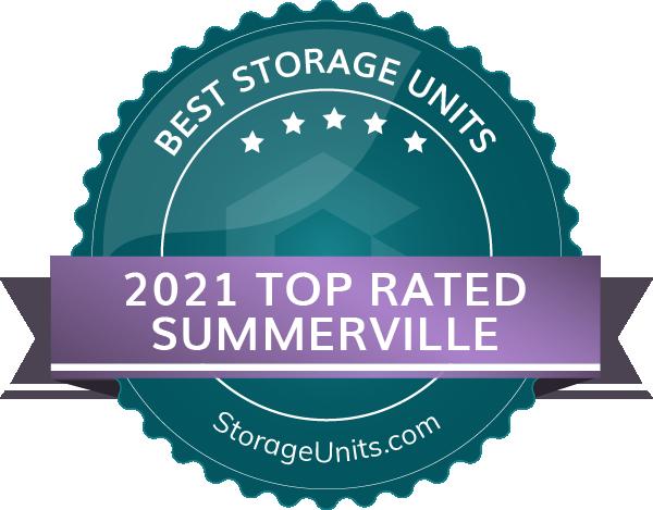 Best Storage Units Badge