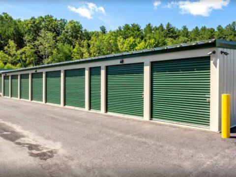 Self Storage Units in Maynard – Powder Mill Road