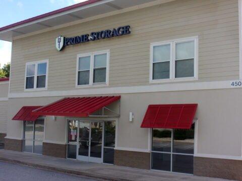 Prime Storage - Greenville Haywood Rd.