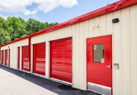 Prime Storage – Greenville Haywood Rd.