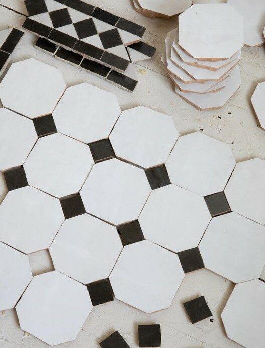 Modern tiles for kitchen renovation